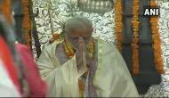 केदारनाथ मंदिर के कपाट बंद होनेे से पहले पीएम मोदी ने किए दर्शन