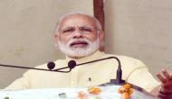 PM मोदी पहुंचे गुजरात, घोघा में फेरी सेवा का करेंगे उद्घाटन