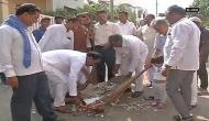 BJP MP undertakes post Diwali cleanliness drive in Bhopal