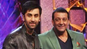 Reel life Sanjay Dutt, Ranbir Kapoor to be seen with real life Sanju baba