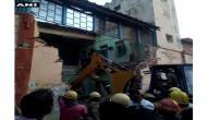 तमिलनाडुः बस स्टैंड की छत गिरने से 8 की मौत