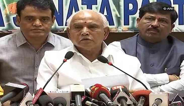 President B.S. Yeddyurappa accused Karnataka M Siddaramaiah of being involved in Rs 450 crore coal scam