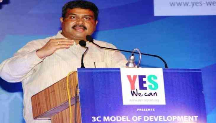 Helping others is in Odisha's DNA: Dharmendra Pradhan
