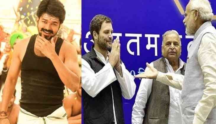 Mr Modi, Don't try to demon-etise Tamil pride by interfering in Mersal, says Rahul Gandhi