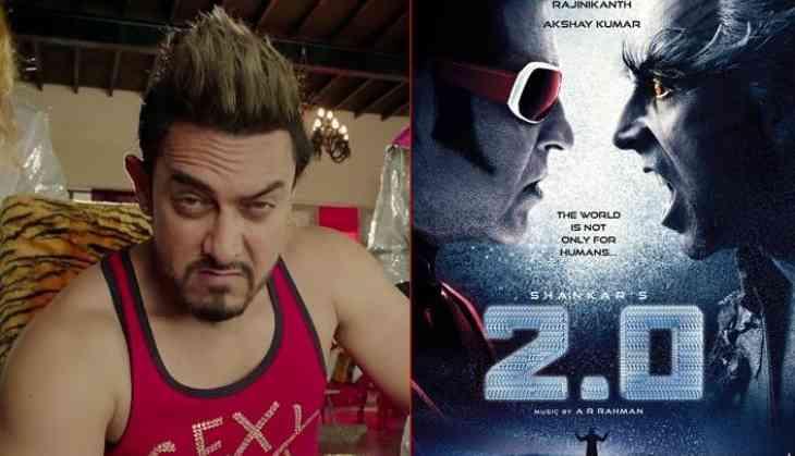 2.0: Aamir Khan finally revealed why he refused to do Rajinikanth's role in Shankar, Akshay Kumar film