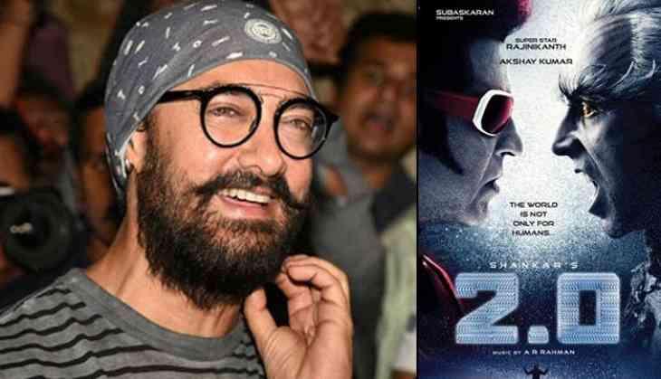 Rajinikanth, Akshay Kumar's 2.0 has blockbuster written all over it and will break all Box Office records: Aamir Khan