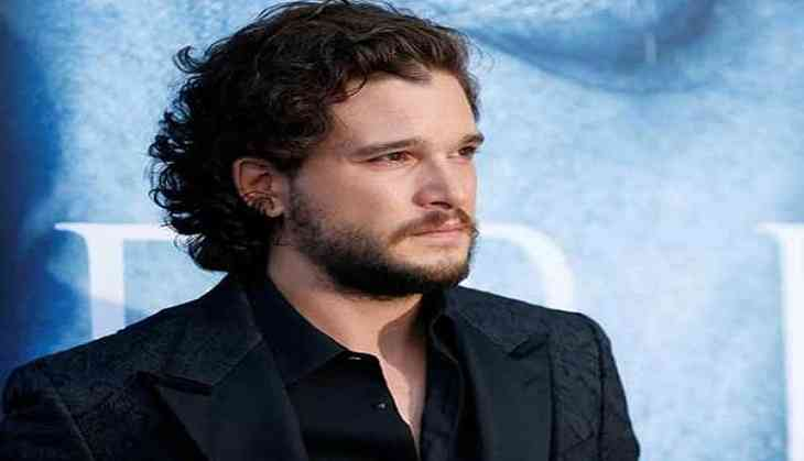 Game of thrones star Kit Harington 'cried', here is the reason