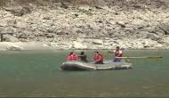 For Sikkim tourism Whitewater rafting has become a hit