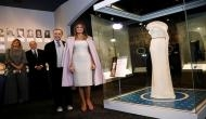 Melania Trump made a donaion to national museum of American History