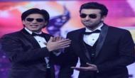 वायरल हो गया 'बोलें चूड़ियां' गाने पर शाहरुख-रणबीर का डांस