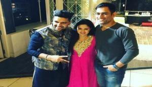 Dhoni celebrates Diwali with singer Guru Randhawa and 'Tenu suit suit karda' song in this leaked video