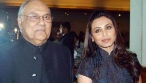 Rani Mukerji's father Ram Mukerji who was also a director passed away