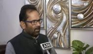 Mukhtar Abbas Naqvi: GST will remain a 'Good and Simple Tax'