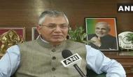 MoS P P Chaudhary backs Criminal Laws (Rajasthan Amendment) ordinance