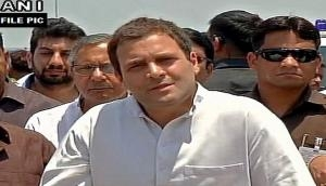 Narendra Patel bribery row: Gujarat can't be bought, tweets Rahul Gandhi