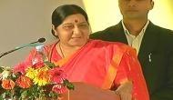 Sushma Swaraj opens new Indian chancery complex in Dhaka