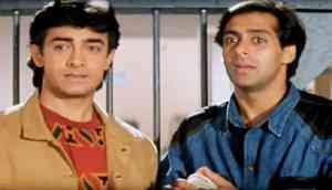 Here's the real reason why Salman Khan was absent from Aamir Khan's Diwali party