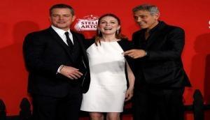 'Harvey Weinstein was a womanizer,'George Clooney and Matt Damon confess
