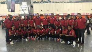 Asia Cup 2017: Indian eves depart for 9th Women's Asia cup, to be held in Japan
