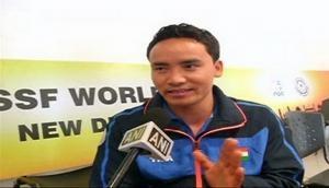 ISSF World Cup Final: Jitu Rai, Heena Sidhu strike gold in 10m Air Pistol event