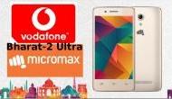 Jio-Airtel को Vodafone की कड़ी टक्कर, '999 रुपये' प्रभावी कीमत में 4G स्मार्टफोन लॉन्च