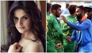Not Virat Kohli, this Pakistani cricketer is Zareen Khan's dream man