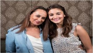 Alia Bhatt wishes her mother Soni Razdan in the most adorable manner