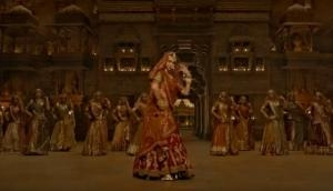 Ghoomar song of Padmavati released: Deepika padukone steals the show with her dance moves