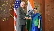 India & US stand shoulder to shoulder in fight against terrorism: Rex Tillerson