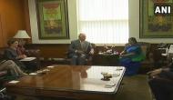 Sushma raises concerns over H-1B visa with Tillerson