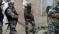 Security forces launch search operation in J-K's Shopian