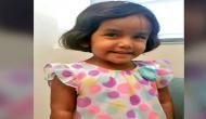 ज़बरदस्ती दूध पिलाने से हुई थी शेरिन की मौत, अमेरिका में पिता गिरफ़्तार