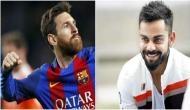 Virat Kohli's brand value is way more than ace footballer Lionel Messi!