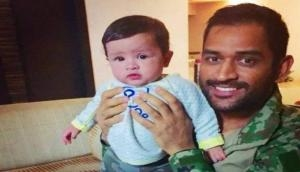 MS Dhoni's daughter Ziva singing a Malayalam song is the cutest thing you will see today