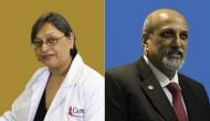 Indian-origin couple honoured with award in US for AIDS research