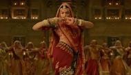 दीपिकाः मेरे करियर का सबसे मुश्किल गाना है 'घूमर'