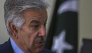 Pakistan won't act as US proxy: Khawaja Asif