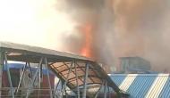 Mumbai: Fire breaks out near Bandra railway station