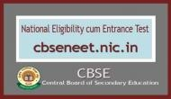 NEET 2018 notification: CBSE released online application forms for medical courses; here's how to apply