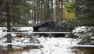 Four died in train crash in southern Finland