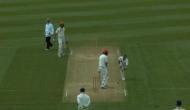 VIDEO: इस विवादित रन आउट ने क्रिकेट के इतिहास में ला दिया है भूचाल