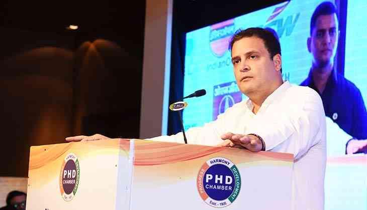'Economy is an MMD – Modi Made Disaster': Rahul Gandhi attacks PM