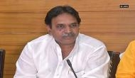 Rajesh Munat says sex CD against him fake, demands probe