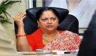 राजस्थान: वसुंधरा के खिलाफ चला 'चिट्ठी बम', पार्टी के भीतर से उठी हटाने की मांग