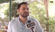 RJD leader Tejashwi accuses BJP, Nitish of conspiring against Lalu Prasad Yadav