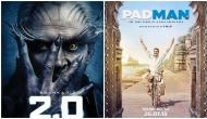 OMG! It's Akshay vs Akshay on Republic Day weekend 2018: Padman to clash with 2.0