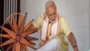 Mann Ki Baat: PM Modi bats for 'Khadi for transformation'