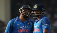 IND v NZ Kanpur ODI: कानपुर में कोहली-रोहित के शतक के चलते न्यूजीलैंड को 338 का लक्ष्य