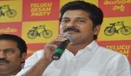 Former TDP leader Revanth Reddy to join Congress after meeting Rahul Gandhi