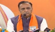 Gujarat Verdict: Chief Minister Vijay Rupani trails behind Congress in Rajkot West